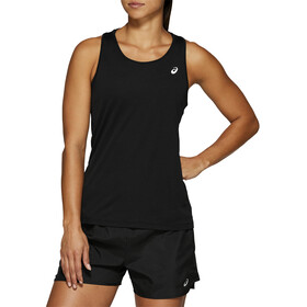 asics Silver Tank Women, performance black